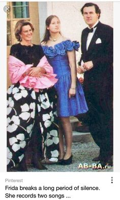 PRINCESS FRIDA HUSBAND PRINCE REUSS AND DAUGHTER IN LAW