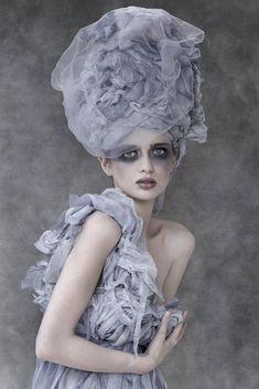 Agnieszka Jopkiewicz   Headpieces   Artistic Makeup