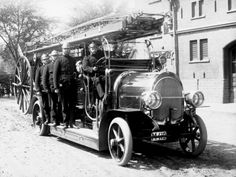Scania-Vabis DLa/sp mekanisk stege '1912