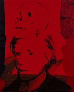Andy Warhol, Self-Portrait, 1978 Walker Art, Andy Warhol, Minneapolis, Art Museum, Pop Art, Portrait, Abstract, Artwork, Painting