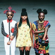 awesome Fashion Rebels: A geração tombamento da África do sul - Geledés Black Girl Magic, Black Girls, Look Cool, Cool Style, Urban Outfit, Afro Punk Fashion, Punk Mode, Fashion Bubbles, 70s Outfits