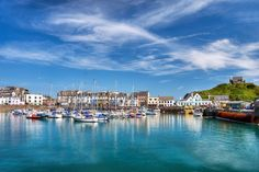 Lanton Apartment Ilfracombe, Devon (Sleeps 1 - 4), UK, England. Self Catering. Holiday Apartment. Harbour Views. Balcony. Family Holiday. Holiday. Travel.