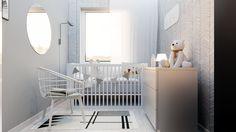 Pokój dla dziecka. Baby room.