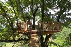 Construction, Garden Bridge, Deck, Outdoor Structures, Outdoor Decor, Gardens, Patio, Building, Decks