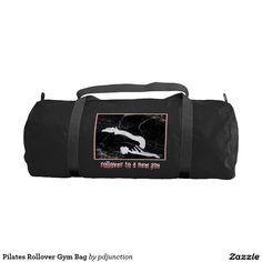 Pilates Rollover Gym Bag