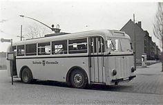 1940 MAN Trolleybus Eberswalde-O-Bus