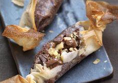 Bonbons croustillants au chocolat et aux fruits | Croquons La Vie - Nestlé