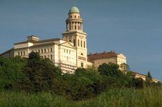 Millenary Benedictine Abbey of Pannonhalma and its Natural Environment, Hungary.