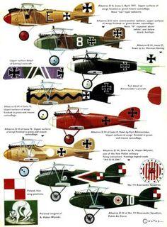Albatros DI-DIII (127) Page 11-960