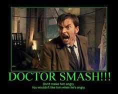 funny docter who | Doctor Who photo: Smash Motivator-Smash.jpg