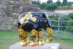 Elephant Parade, Luxembourg - Trier