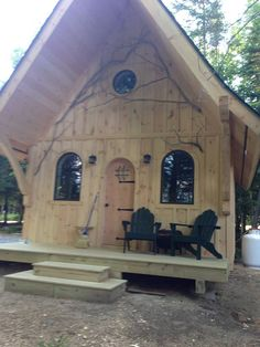 Cabin Fever On Pinterest Cabin Mountain Cottage And