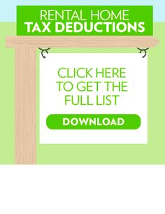 Consult with your tax advisor and see if any maintenance on your home is tax deductible while it's being rented!
