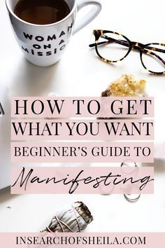 Want to learn how to manifest success into your blog, business, and personal life? This is an in-depth beginner guide to manifesting. Learn how to manifest and the steps you need to take today to get started to attract wild success into your life! | Beginner's Guide to Manifesting Anything You Want | success tips for women | business tips for women | mindset tips for entrepreneurs | how to be successful | how to use Law of Attraction | how to manifest for beginners
