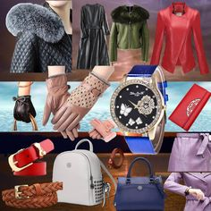 Ladies Leather Clothing Trend blended in artisans best workmanship