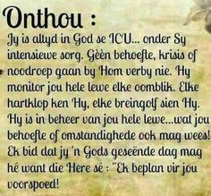 Special Words, Special Quotes, Give Hope, Message Of Hope, Good Morning Wishes, Gods Promises, Afrikaans, Christian Quotes, Quote Of The Day
