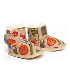 This Sand Zoo Booties - Infant by EMU Australia is perfect! #zulilyfinds