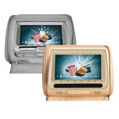 """Pantallas de cabecera HF Audio HF-PKM71 7"""" DVD/USB/SD"""