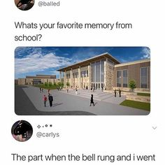 whats your favorite memory from school? Stupid Funny Memes, Funny Relatable Memes, Funny Posts, Funny Stuff, Random Stuff, Funny Drunk, 9gag Funny, Funny Fails, Love Memes
