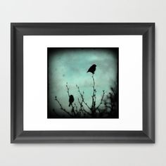 On Top of the World Framed Art Print by RDelean - $36.00