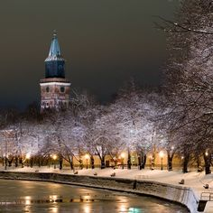 Home to memories, loved ones, and a large portion of my heart. (Turku, Finland)