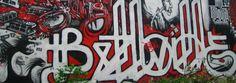 Invisible Paris Walks: Walk 3: Street Art - The Paris Cityscape as an Open-Air Gallery