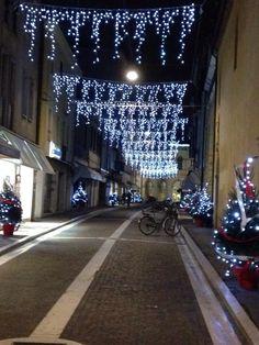 Rovigo - Italy. My favorite stop on tour in Italy.