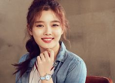 Kim Yoo Jung - 김유정 (The Julius Watch Collections 2017) <3