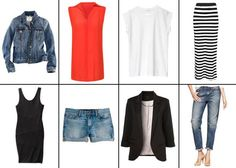 Maximize Your Spring Wardrobe