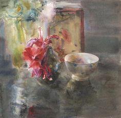 Dorry van de Winkel (Netherlands) - Watercolor