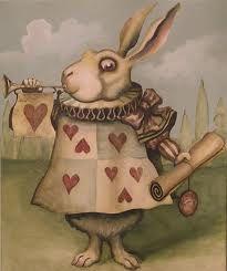 White Rabbit...