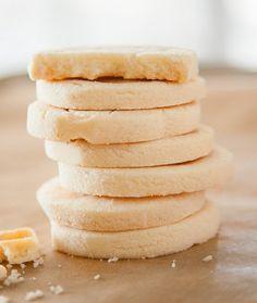 Day 5: Shortbread Cookies