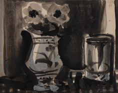 Anemones | From a unique collection of still-life prints at http://www.1stdibs.com/art/prints-works-on-paper/still-life-prints-works-on-paper/