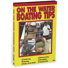 Bennett DVD - On the Water Boating Tips - https://www.boatpartsforless.com/shop/bennett-dvd-on-the-water-boating-tips-2/