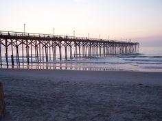 My favorite beach. Carolina beach