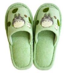 It is most suitable for the My Neighbor Totoro / slippers / green restroom