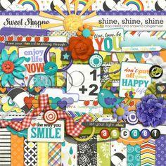 Shine, Shine, Shine by Shawna Clingerman and Traci Reed. $8.99