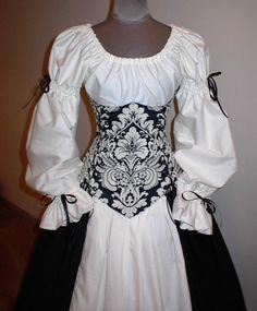 3 Day HALF PRICE Custom Black and Cream Duchess Onyx от loriann37