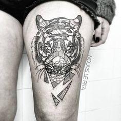 Tiger - Nouvelle Rita