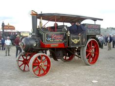 engineweb.co.uk images Robey%20Steam%20Wagon.jpg