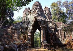 Angkor Thom – Baphuon Temple, Cambodia - Google Search