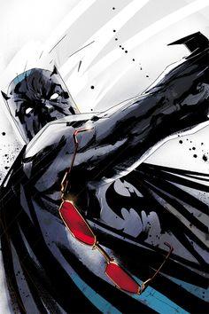 Batman by Andy Jock