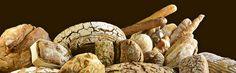 Die Vielfalt von Brot und Gebäck