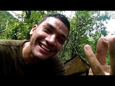 CRPF CoBRA commando eating insect in breakfast - YouTube
