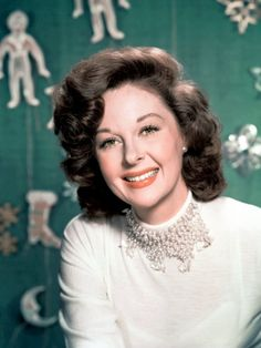 Susan Hayward She was one of my favorites and such a truly beautiful lady.