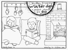 winter days bring God praise
