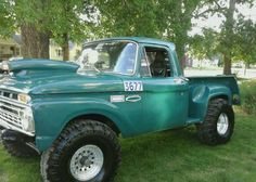 Resultado de imagen de slick 60s ford trucks