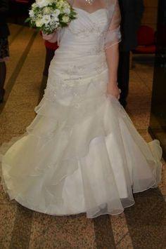 Robe de mariée collection miss france 2012 d'occasion - Vosges