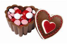 Chocolate candy box!