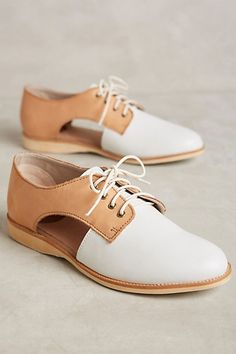 Rollie Nation Sidecut Oxfords #anthropologie